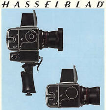HASSELBLAD 60mm ZEISS DISTAGON f/3.5 CAMERA LENS BROCHURE -from 1975-HASSELBLAD