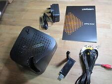 Veebeam VB02B-EU HD 2.4Ghz Wireless Laptop  to TV HDMI Composite HDTV Link Scree