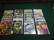 Green Lantern Corps #0-22 + Annual #1 (DC) (2011-2015)