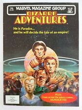 MARVEL MAGAZINE   BIZARRE ADVENTURES   VOL. 1 - NR. 30 (1982)   Z 1- VF-