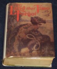 THE LAND THAT TIME FORGOT Edgar Rice Burroughs 1ST EDITION McClurg 1st Printing