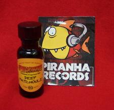 Deep Patchouli Scented Wild Berry Essential Oil 1/2 oz Bottle Piranha Records