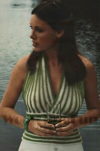 Knitting Pattern Lady's Summer Halter Neck Top.  Quick Easy Knit For Beginners.