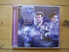 Doctor Who The Transit of Venus, 2008 Big Finish audio book CD