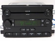 FORD FREESTYLE 500 FIVE HUNDRED MERCURY OEM Radio 6 CD DISC Changer MP3 Player