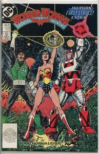 Wonder Woman 1987 series # 25 near mint comic book