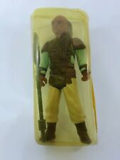 Weequay IN CUT BUBBLE Complete Original Weapon   Star Wars  Vintage DC