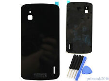 Housing Battery Back Rear Cover Glass Lens + Tools For LG Google Nexus 4 E960
