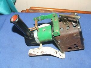 MAMOD BOILER ASSY WITH WHISTLE TURNING