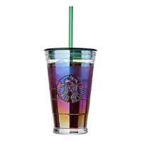 Starbucks Korea 2019 Limited Aurora Glass Coldcup 473ml