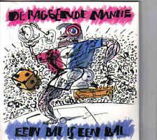 De Raggende Manne-Een Bal Is Een Bal cd single