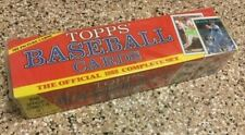 1988 Official Complete Set Topps Baseball Cards!!!🔥Original Sealed Boxes!!!🔥