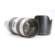 Canon Ef 2,8/70-200 L USM + très bien (230355)
