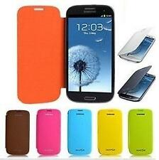 Generic Samsung Galaxy S3 Flip Case Protective Cover Replaces Back Yellow New