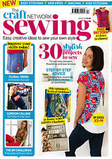 The CRAFT Network SEWING Magazine #04 2016 FLORAL TREND 30 Projects to Sew @NEW@