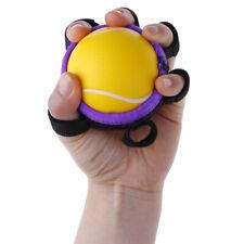 Hand Grip Ball Finger Practice Hemiplegia Muscle Power Rubber RehabilitationSAH1