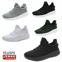 Men's Fashion Sneakers Lightweight Casual Walking Shoes Running Athletic Shoes