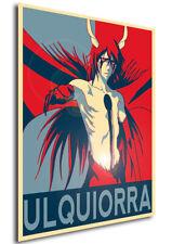 Poster Propaganda - Bleach - Ulquiorra Ciper