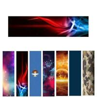 Electric Scooter Skateboard Griptape Waterproof Stickers for Xiaomi Mijia M Z9L6