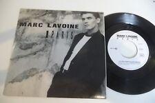 """MARC LAVOINE 45T PARIS / MADAME SANS GENE. 7"""" PHOTO: RAYMOND DEPARDON."""