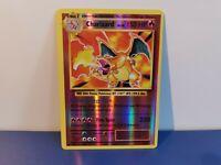Pokemon Charizard reverse Holo OC Off center 11/108 Englisch Glurak psa 9