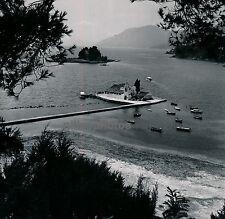 CORFOU c. 1960 - Ilot eet Couvent des Blachernes Grèce - Div 1943