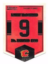 2012-13 Classics Signatures Banner Numbers Lanny McDonald
