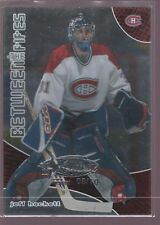 JEFF HACKETT 2002 BAP BETWEEN THE PIPES CHICAGO SPORTSFEST MINT SP #03/10 $50