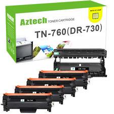 Toner Compatible For Brother TN760 DR730 Drum TN730 HL-L2370DW MFC-L2710DW L2750