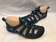 Keen Cascade CNX Blue Water Shoe Beach Pool 38.5 8