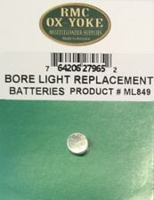 Muzzleloader Gun Bore Light - Replacement Battery by RMC