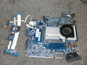 VERY PC W590TU MOTHERBOARD 2.16GHz P/N 6-71-W54T0-D03 WORKING REF W1