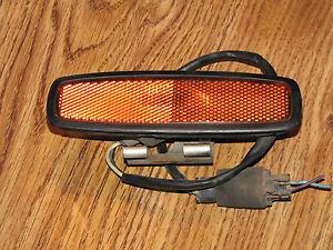 04-08 SUZUKI FORENZA FRONT SIDE MARKER LIGHT LH OEM DRIVER