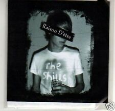 (A208) Raison D'etre, The Shills - DJ CD