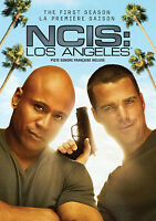 NCIS: Los Angeles - The First Season (DVD, 2010, 6-Disc Set,, Bilingual)