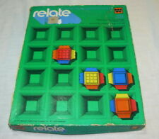 Vintage 1972 RELATE 3D Game of Action and Reaction – Whitman