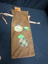 Thanksgiving Holiday Harvest Autumn Wine Gift Bag Carrier Holder Applique Gourd