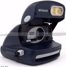 Polaroid 600 Blue/Gray-rivisto & testato (FDV)