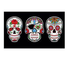 Novelty Sugar Skull Design 3 By 5 Foot Polyester Flag Joke Gag Gift