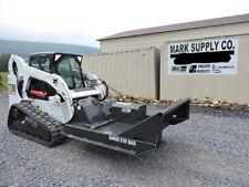 "CID Xtreme 72"" Skid Steer Rotary Brush Cutter Brush Hog Mower Low Flow Bobcat !!"
