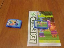 Leap Frog Leapster, Set Of Two Games, Nemo and The Backyardigans