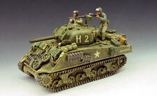 King & Country DD045 Sherman Tank, NEW from dealer, NEVER OPENED, Mint in Box!