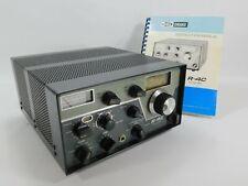 Drake R-4C Vintage Tube Ham Radio Receiver (needs some work) SN 25413