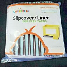 Slipcover Liner For Play Yards Coverplay Play Yards Port-a-Cribs Fits Most Std