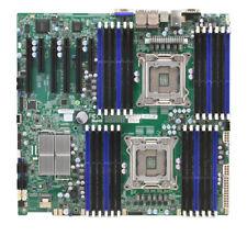Supermicro CSE-847 ATX Mainboard X9DRi-LN4F+ LGA 2011 Socket Rev.1.10