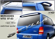 SPOILER REAR ROOF MERCEDES BENZ VITO V-CLASS  WING ACCESSORIES
