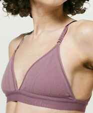 LuLuLemon Uncover Me Bralette Pink Mauve Convertible Strap M Medium NWT $54