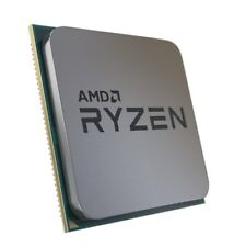 AMD Ryzen 5 2600X 4.2GHz Boost Six Core CPU Socket AM4 Processor OEM + Cooler