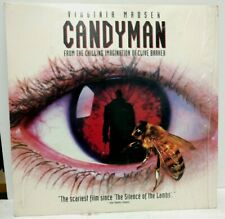 Candyman Laser Disc Dolby Surround LD Horror Film
