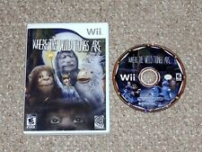 Where the Wild Things Are Nintendo Wii Game & Case